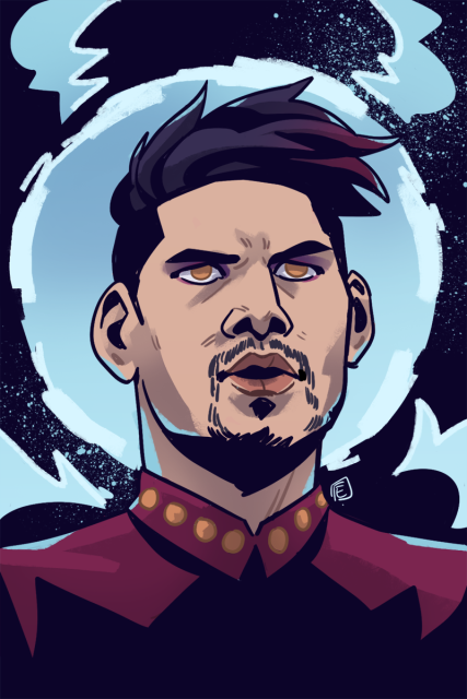 Magnus Bane - Shadowhunters