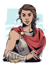 Kassandra - Assassin's Creed Odyssey