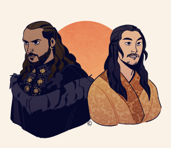 Ahmad & Jingim - Marco Polo