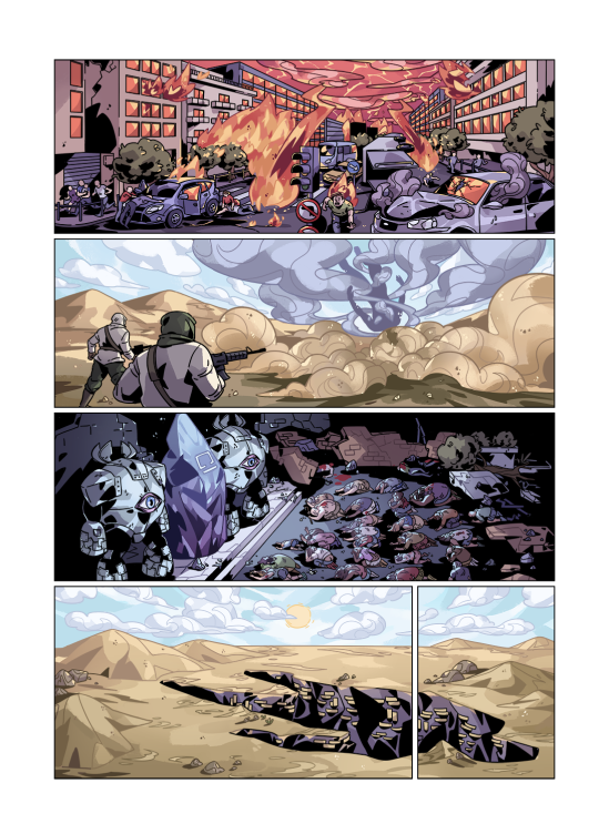 Episode 1, Page 1