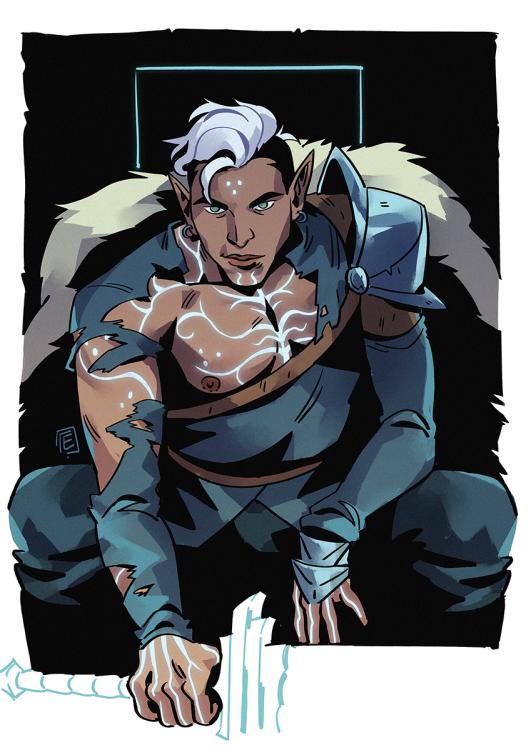 fenris blue wraith